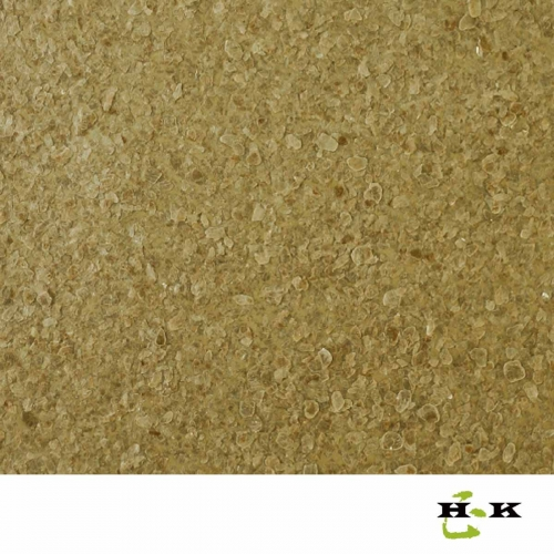Decorative non woven shell wallcovering
