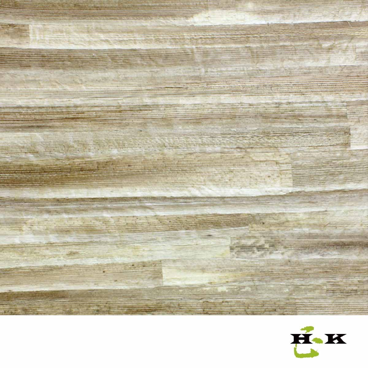 Eco-friendly natural fiber wallpaper