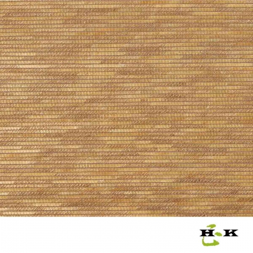 Contemporary textured wall covering in brown