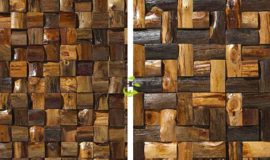 How to Buy Mosaic Wood Tiles