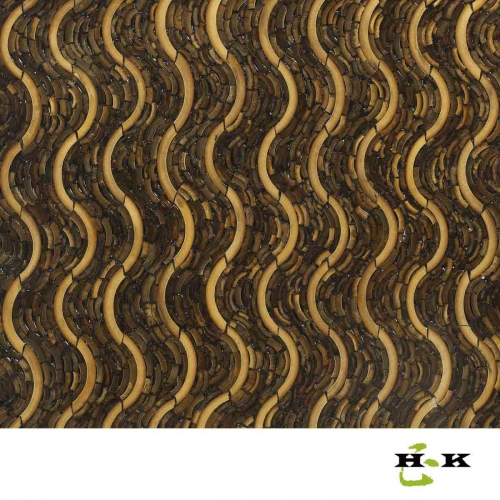 Modern decorative bamboo wall tiles