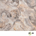 Translucent countertop artificial stone panels