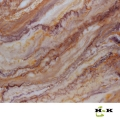 Little translucent faux stone veneer panels