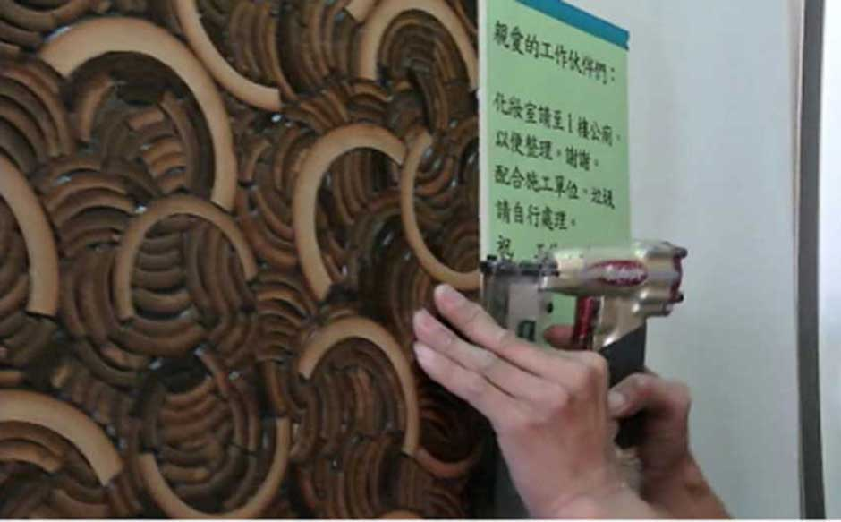 How to install bamboo panels